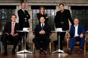 Image:Dragons den original cast.jpg