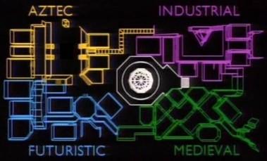 Image result for Crystal Maze original set