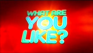 Image:What Are You Like logo.jpg