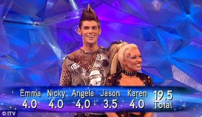 Dancing On Ice Ukgameshows