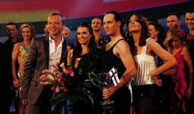Eurovision dance contest