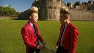 Jedward's Big Adventure