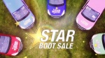 Star Boot Sale