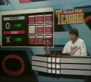 Beat the Teacher - UKGameshows