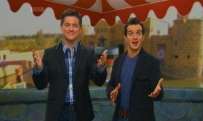 Dick and Dom - Rick Waller sings